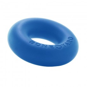 BONEYARD ULTIMATE SILICONE COCK RING BLUE