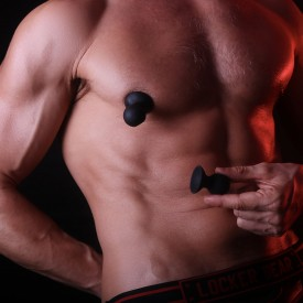 SILICONE NIPPLE SUCTION CUP
