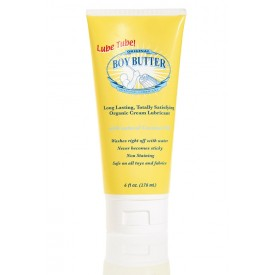 LUBRIFIANT BOY BUTTER ORIGINAL A BASE D'HUILES TUBE 178ML