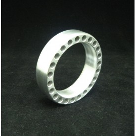 COCKRING ALUMINIUM HELLFIRE BY BALLISTIC METAL