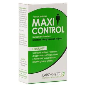 AFRODISIACO NATURAL MAXI CONTROL 60 CAPSULAS by LABOPHYTO
