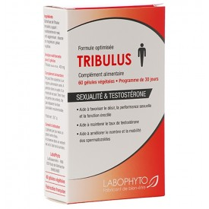 APHRODISIAQUE NATUREL TRIBULUS 60 GELLULES by LABOPHYTO