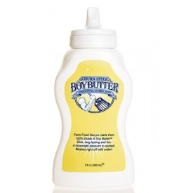 LUBRIFIANT A BASE D'HUILES ORIGINAL by BOY BUTTER 225ML