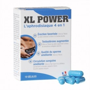 STIMULANT SEXUEL XL POWER 10 GELULES BY LABOPHYTO