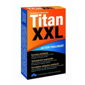 SEXUAL BOOSTER FOR MEN TITAN XXL BY LABOPHYTO