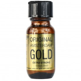 ORIGINAL AMSTERDAM GOLD ISOPROPYL 25 ML