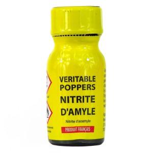 VERITABLE POPPERS NITRITE D'AMYLE 13 ML