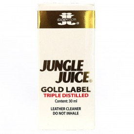 JUNGLE JUICE GOLD LABEL TRIPLE DISTILLED